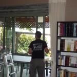 שיראל אלומיניום בבית הלקוח