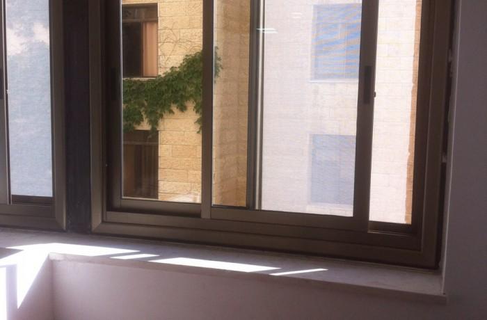 התקנת חלונות אלומיניום